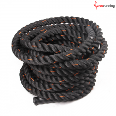 Poly Dacron Battle Rope Workout