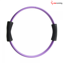 Dual Gripped Pilates Ring Workout