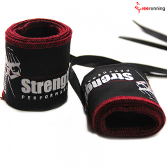 95 X 7CM Cotton Strength Wrist Wraps Crossfit