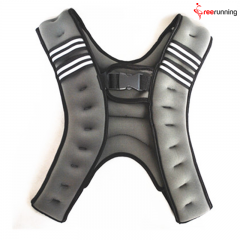 Adjustable Iron Body Weighted Running Vest