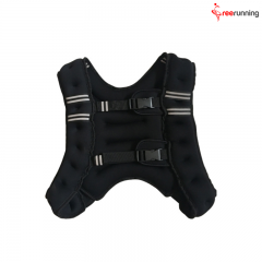 Double Buckle Crossfit Weighted Walking Vest