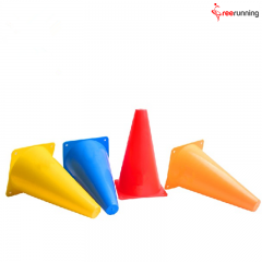 Durable Traffic Cone for Safety,Agility,Soccer,Football Sports Equipment Cones