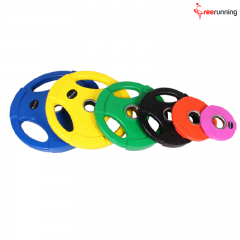 Rubber Coated Bumper Plate Manufacturers