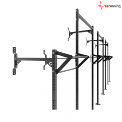 Pull Up Wall Mounted Crossfit Rig