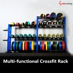 Crossfit Multifunctional Storage Rack