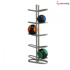 Adjustable Medicine Ball Rack