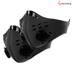 Custom Anti Dust PM2.5  Air Pollution Charcoal Sports Bicycle Face Mask