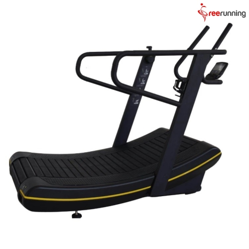 Woodway Manual Curved Treadmill Workouts