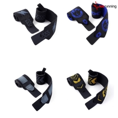 Amazon Hot Selling Weightlifting Wrist Wraps